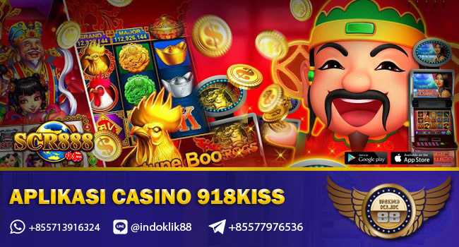 Aplikasi Casino 918kiss