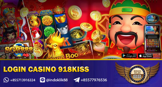Login Casino 918kiss